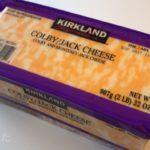 コストコ『Colby Jack Cheese』を買ってみました!