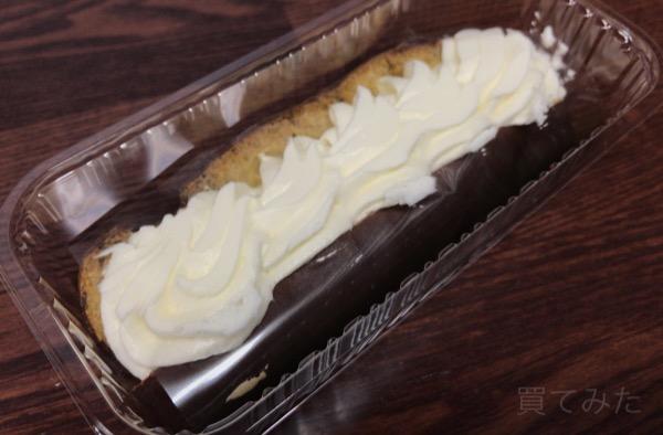ファミマ『Wクリームエクレア』が甘くて美味しい!