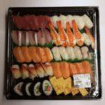 コストコ『寿司ファミリー盛48貫』お得な方を食べました!