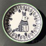 セリア『うさぎ皿』可愛い小皿がオシャレ!
