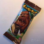 駄菓子屋で『チョコレイ島のモアイ』を買ってみました!
