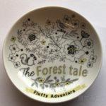 100均のセリアにある『森の動物柄』の小皿がカワイイ!