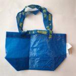 IKEAの「ブルーバッグ(BRATTBY)」小さいのが良い!