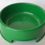 IKEAのペット用「ボウル」緑の餌入れ買いました!