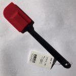 ニトリの赤黒な『シリコーン ヘラ』買いました!