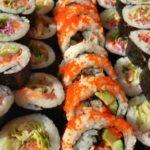 コストコの『寿司サラダ巻き(36個)』が美味しい!