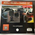 コストコで『車用スマホマグネット ホルダー(RAVPower製)』買いました!