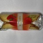 ヤマザキの『まるごと苺』が美味しい!