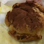 ビアードパパの『生チョコシュー』が美味しい!