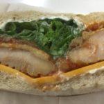 スタバの『チキン&トマトサンドイッチ』が美味しい!