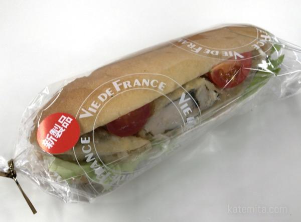 ヴィドフランスの『味わいの梅じそチキンカツ』が美味しい!