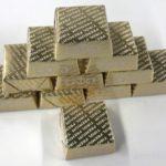 チロルチョコの『チロルプレミアム 生チョコ仕立て チェリーブランデー風味』がゴージャスでアルコール入り!