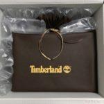 Timberlandの『無料ギフトラッピング』がステキでとっても良い!
