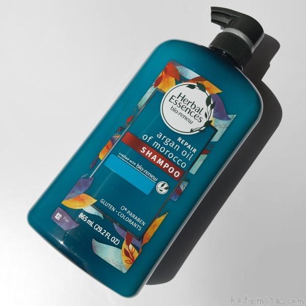 コストコの『ハーバルエッセンス シャンプー』は香りがとっても良い!