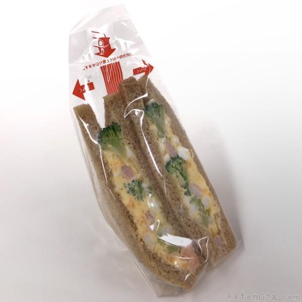 ヴィドフランスの『海老タルタルエッグサンド』が美味しい!