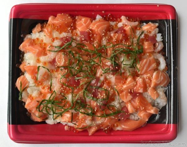 コストコの『海鮮漬けちらし寿司』が美味しい!
