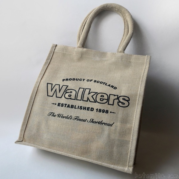カルディで『ウォーカーファンバッグ』を買ってきました!