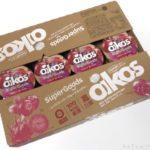 コストコの『ダノン オイコス レッドスーパーフルーツミックス』がお得で美味しい!