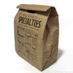 100均ワッツで紙袋風の『ランチバッグ』が保冷・保温できてオシャレ!