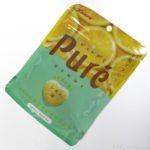 カンロの『ピュレグミ レモン』が酸っぱくて美味しい!