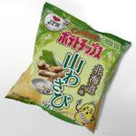 カルビーの『ポテトチップス 北海道 山わさび味』が超おいしい!