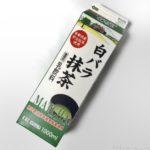 大山乳業の『白バラ抹茶』が美味しい!