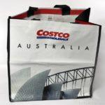 コストコの『ショッピングバッグ(オーストラリア)』が白黒でオシャレ!