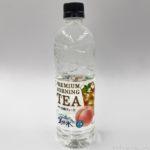 サントリーの『PREMIUM MORNING TEA 白桃』が透明で美味しい!