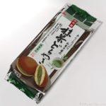 井村屋の『あんこたっぷり和菓子屋の抹茶どら焼』が美味しい!