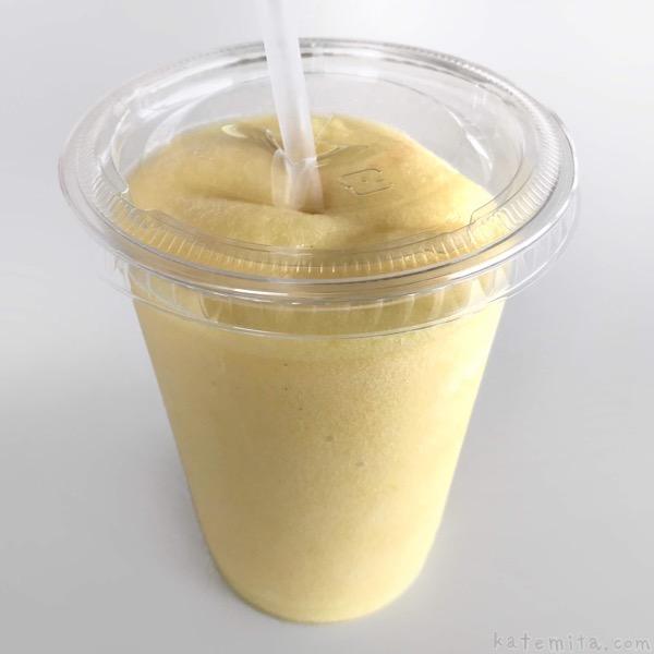 コストコの『ゴールデンパインスムージー』がパイナップルで美味い!