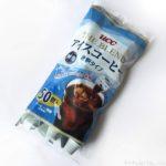 コストコの『UCC ブレンド アイスコーヒー無糖』がポーションタイプで良い!
