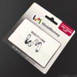 コンビニの『WebMoneyギフトカード バリアブル』がネットの支払いに便利!
