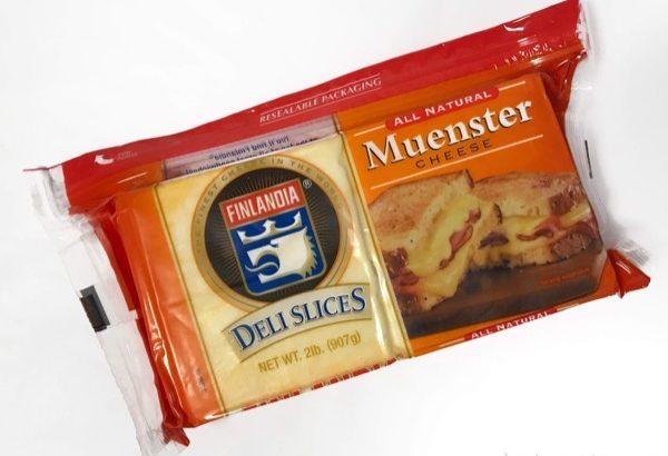 コストコの『Finlandia Muenster Cheese』が便利なスライスチーズで美味しい!