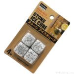 ダイソーで100円の『ストーンアイスキューブ』がお酒グッズで面白い!