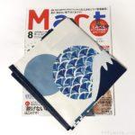 コストコの『Mart 2018年8月号』のコストコバックが日本デザインで富士山!