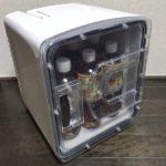 BESTEKの『冷温庫 家庭 車載両用』が小さな冷蔵庫で便利!