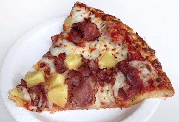 コストコの『ハワイアンピザ(2018)』が甘くて超おいしい!