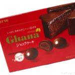ロッテの『ガーナしっとりショコラケーキ』がパクッと美味しい!