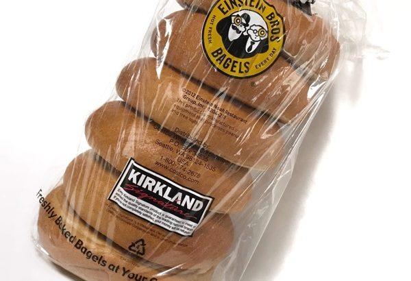 コストコの『ハニーウィート ベーグル』がハチミツで美味しい!