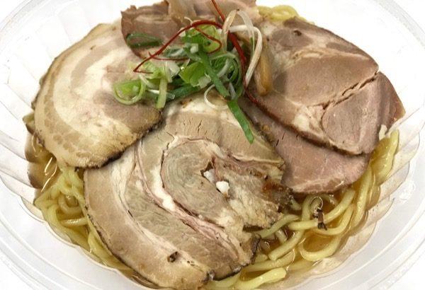 セブンイレブンの『あご出汁 冷しWチャーシュー麺』が超おいしい!