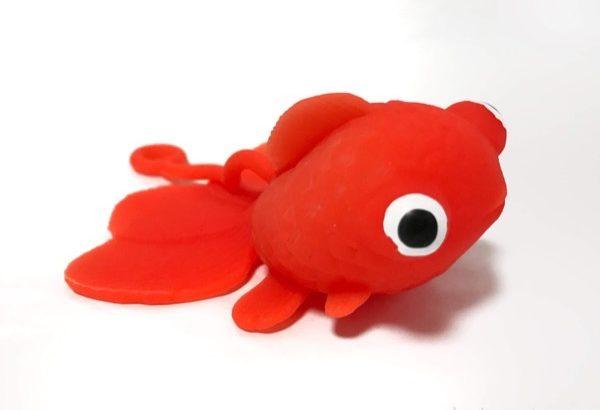 100均の玩具『ぷよぷよ金魚ヨーヨー』がひでぶ手前で衝撃的!