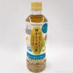 ポッカサッポロの『焼きとうきび茶』がトウモロコシ味で美味しい!
