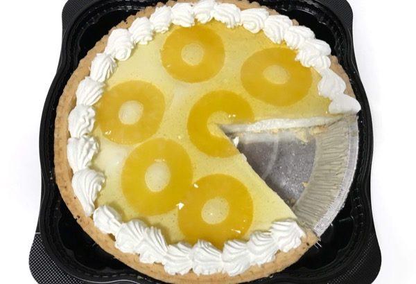コストコの『ココナッツ&パイナップルタルト(2018)』が爽やかなケーキ!