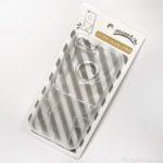 100均の『iPhone6/6sハードケーススタンド付き』が半透明で立つ!
