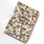 100均の『トロピカルパラダイス』が花のカラフルなノートでカワイイ!