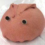 ヴィドフランスの『うさぎパン(桃)』が可愛いキャラで美味しい!