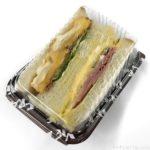 ヴィドフランスの『チーズオムレツサンド』がケース入りで美味しい!