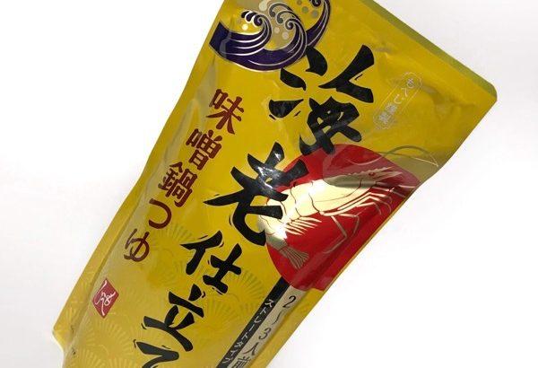 カルディの『もへじ 海老仕立て味噌鍋つゆ』で鶏肉が超おいしい!
