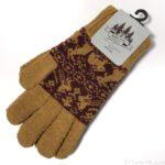 100均の手袋『レディース ニットグローブ アニマル』が可愛い!