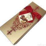 コストコの『KIRKLAND ベルギーアソートボックス 46』がクリスマスな箱で超おいしい!